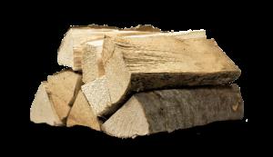 brænde og træ